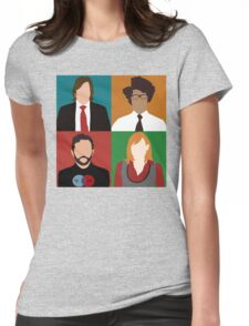 IT Crowd Womens Fitted T-Shirt