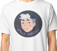 Voltron- Space Daddy Classic T-Shirt