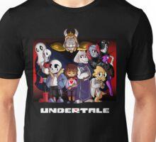 undertale (8) Unisex T-Shirt