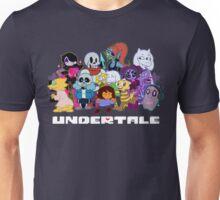 undertale (4) Unisex T-Shirt