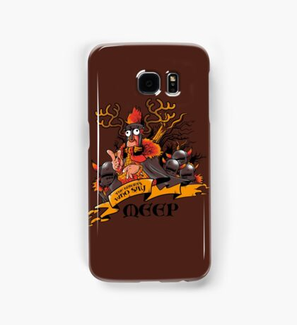 The knights who say... Samsung Galaxy Case/Skin