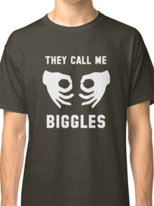 They Call Me Biggles Classic T-Shirt
