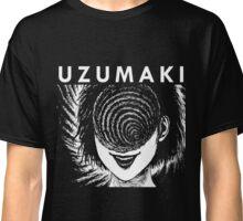 Uzumaki Spiral Face Classic T-Shirt