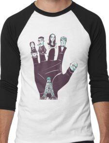 A family portrait Men's Baseball ¾ T-Shirt