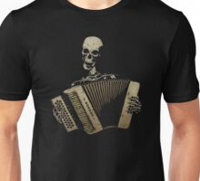 The Piano Accordion Blues Unisex T-Shirt