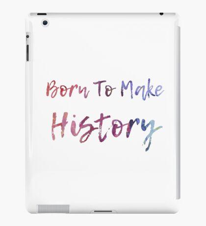 History 2 iPad Case/Skin