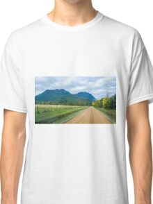 Acacia Lane and the Cathedral Ranges Classic T-Shirt