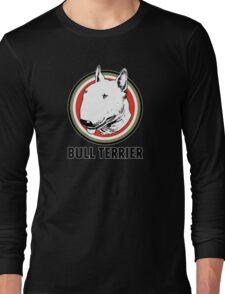 Bull Terrier dog Long Sleeve T-Shirt