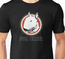 Bull Terrier dog Unisex T-Shirt