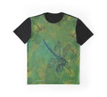 Dragonfly Magic Graphic T-Shirt