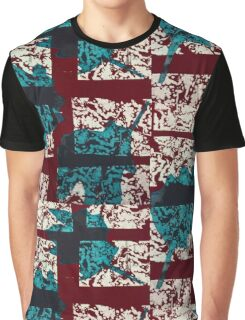 Speckled Autumnal leaves  Graphic T-Shirt