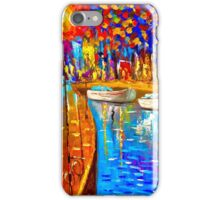 River Side Scene iPhone Case/Skin