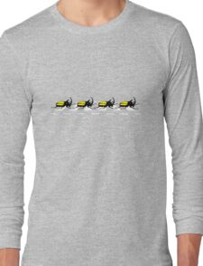 The Beetles Long Sleeve T-Shirt