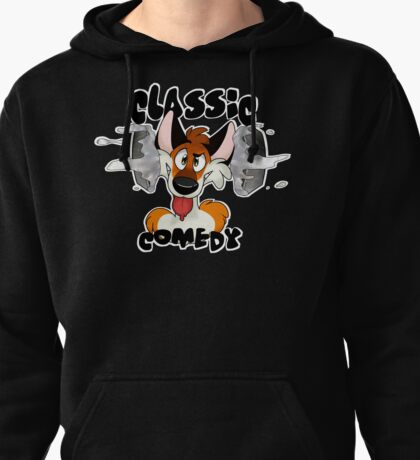 Classic Comedy Pullover Hoodie