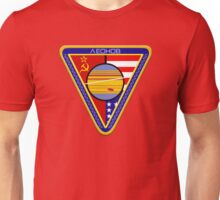 2010: The Year We Make Contact Leonov patch Unisex T-Shirt