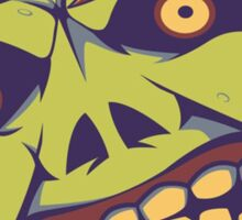 Legend of Zelda Majora's Mask :PBG Sticker