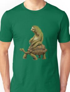 Funny Turtle,Fast,Animal,Lucky Turtle,Ninja,Speed Unisex T-Shirt