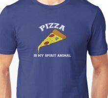 Pizza is my spirit animal Unisex T-Shirt