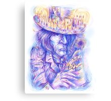 The Mad Hatter's Birthday Canvas Print