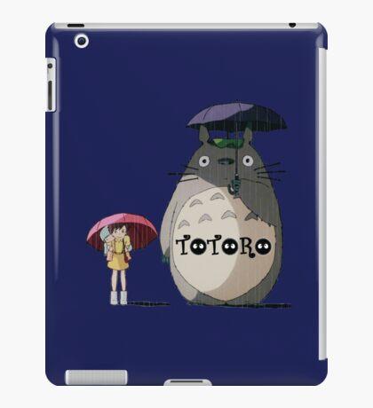 Totoro, Satsuki and Mei iPad Case/Skin