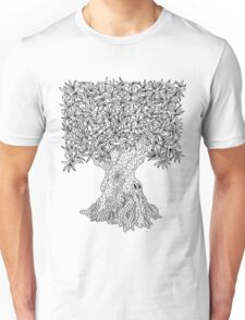 1109 Years Old Olive Tree Unisex T-Shirt