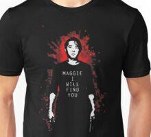 TWD - Maggie, I Will Find You! (Glenn) Unisex T-Shirt