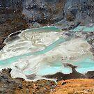 Glacier-lake Grossglockner by Arie Koene