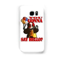 Pennywise the Clown - IT by Stephen King Samsung Galaxy Case/Skin