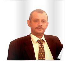Yasser for Yemen Poster