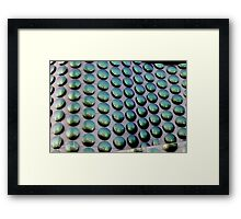 Denouement The Resolution of a Mystery Photograph Framed Print