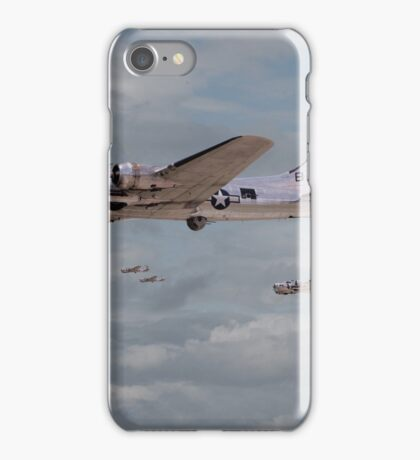 B17 - 15th AF - B17s in Italy iPhone Case/Skin
