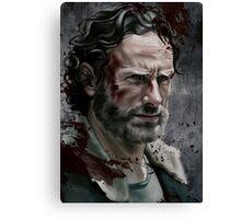 Rick Canvas Print