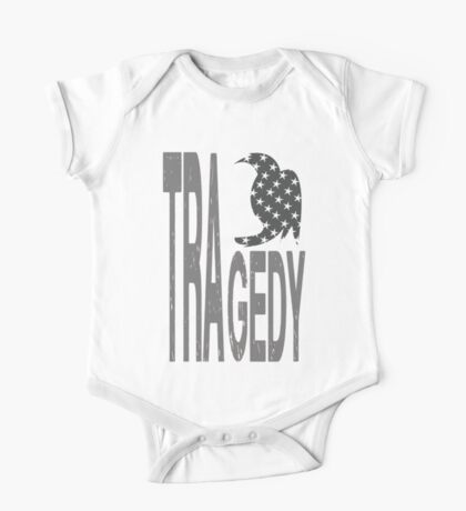 TRAGEDY One Piece - Short Sleeve