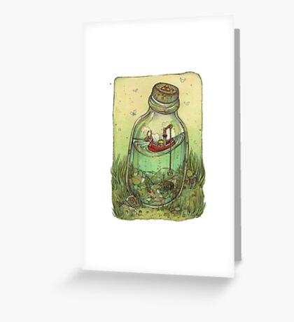 Zelda Greeting Card