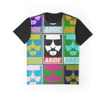 Abide - Pop Art Graphic T-Shirt