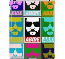 Abide - Pop Art iPad Case/Skin