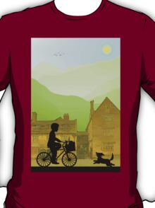 Childhood Dreams, Special Delivery T-Shirt