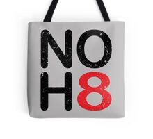 NO HATE -NOH8 Tote Bag