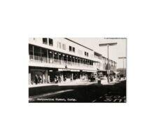 Corporation Street, Corby - Vintage Photo Art Board