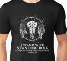 Stand With Standing Rock Sioux Tribe Unisex T-Shirt