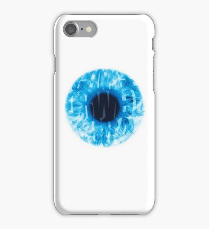 1984 George Orwell typography iPhone Case/Skin