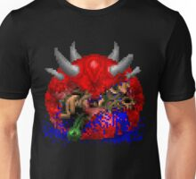 Cacodemon kill Unisex T-Shirt