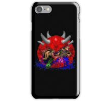 Cacodemon kill iPhone Case/Skin