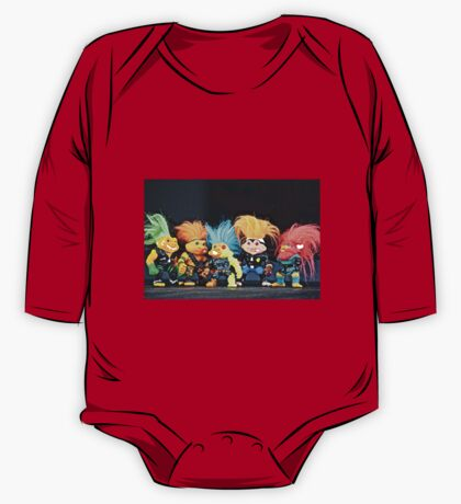 Toys For Children Challenge One Piece - Long Sleeve