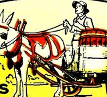 Missouri Ozarks Vintage Travel Decal Sticker