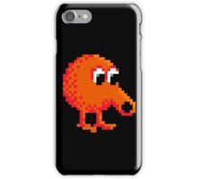 Q*Bert iPhone Case/Skin