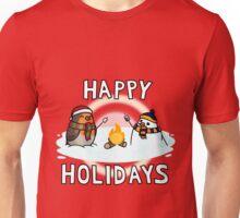 Holiday Robin (TMB) Unisex T-Shirt