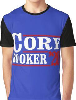 Cory Booker 2020 Graphic T-Shirt
