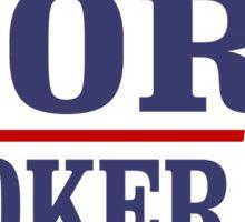 Cory Booker 2020 Sticker