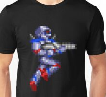 Turrican Pixel Art Unisex T-Shirt